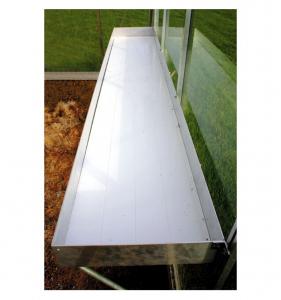 Table de repiquage pour plantes - ACD - 217 x 42 cm - Aluminium