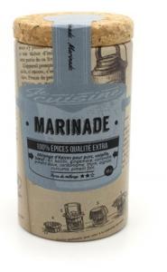 Mélange pour marinade - Le Monde en Tube - 50 gr