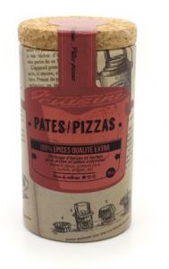 Mélange italien pâtespizzas - Le Monde en tube - 50 gr