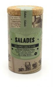 Ce mélange spécial salade est très parfumé et a un goût relevé
