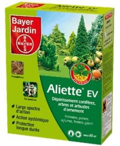 ALIETTE EV DÉPÉRISSEMENT CONIFÈRE, ARBRES ET ARBUSTES 600G - BAYER JARDIN