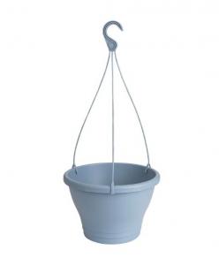 Pot Corsica Suspension - Elho - 30 cm - Bleu vintage