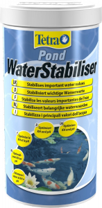 Tetra Pond WaterStabiliser 1.2 kg - Traitement de l'eau de bassin