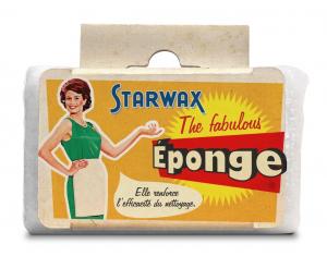 The Magic Éponge - Starwax The Fabulous