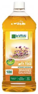Nettoyant  - Tous types de sol - Brassée sauvage - 1L