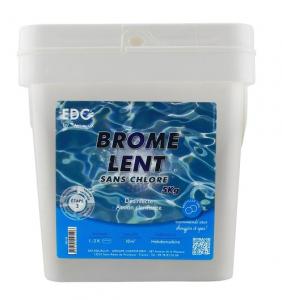 Brome permanent - pastilles 20 gr - EDG by Aqualux - 5 kg