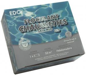 Chaussettes floculantes - EDG by Aqualux - x10