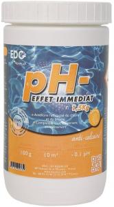 PH- effet immédiat - EDG by Aqualux - poudre - 1,5 kg