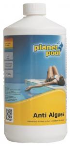 Anti-algues curatif - Planet Pool - liquide - 1 L