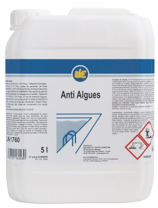 Anti-algues - Aqualux eco - liquide - 5 L