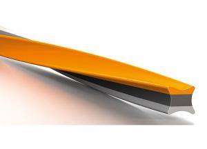 Rouleau de fil de coupe carbone CF3 Pro - STIHL - Ø 3,0 mm x 22 m