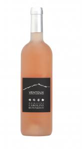 Vin rosé Ventoux - Domaine Caroline Bonnefoy - Bio - 75 cl