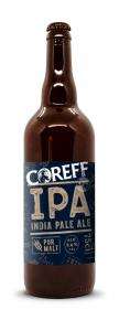 Bière Ambrée India Pale Ale (IPA) - COREFF - Bouteille de 75 cl