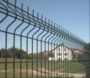 Panneau - Nylofor 3D Multi - Vert - H 1.03 m