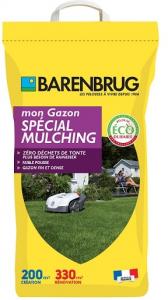 Gazon spécial mulching - Barenbrug - 5kg