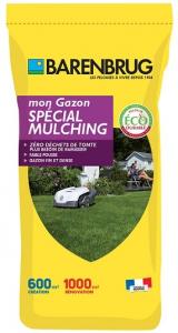 Gazon spécial mulching - Barenbrug - 15kg