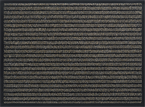 Tapis Gramat brun - 40 x 60 cm