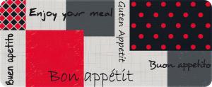 Tapis de cuisine Enjoy - 50 x 120 cm