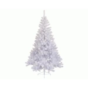 Sapin imperial - Blanc - 340 branches -Ø 96 cm - 150 cm