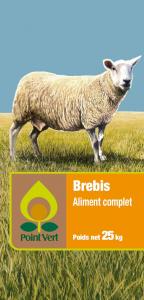 Aliment complet - Brebis - 25 kg