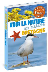Voir la nature en balade - Bretagne - Livre