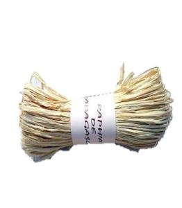 Bobine de raphia naturel - Baldauf Diffusion - 50 gr