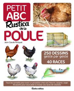 Petit ABC Rustica de la poule - Livre jardin