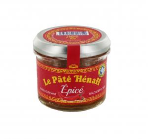 Le Pâté épicé - Hénaff - 90 g