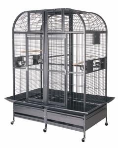Cage Barberini pour perroquets