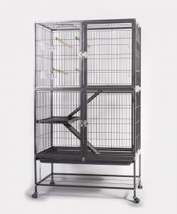 Cage Nothing Hill pour rongeurs ou oiseaux - 80 x 54 x 137.5 cm