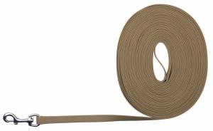 Laisse à pister - Easy Life - Trixie - 10 M - Taupe