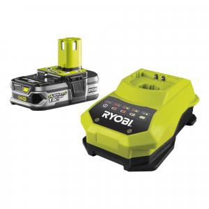 Batterie - Ryobi - RBC18L15 - LI 18V - 1.5 AH + chargeur rapide
