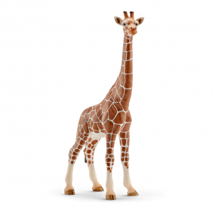 Figurine Girafe femelle - Schleich - 12.7 x 4.4 x 17 cm