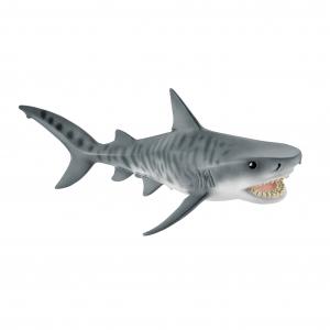 Figurine Requin Tigre - Schleich - 15.7 x 7.5 x 5.4 cm
