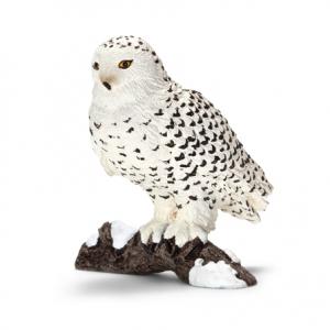 Figurine Harfang des neiges - Schleich - 5.5 x 5.5 x 5.5 cm