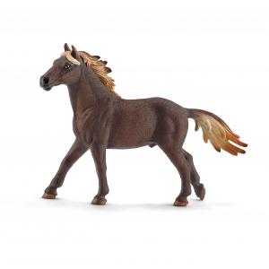 Figurine Etalon Mustang - Schleich - 14.6 x 3.5 x 10.8 cm