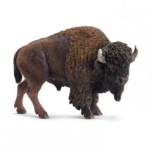 Figurine Bison - Schleich - 11 x 5 x 7.5 cm