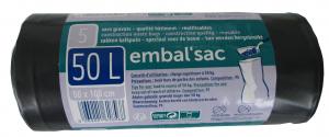Sacs gravats - Embal'Sac - 50 L