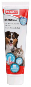 Dentifrice 100 g pour chien et chat - Beaphar