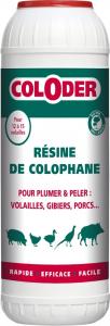 Résine de colophane 600 g - Coloder