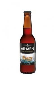 Bière Rousse Bio - AR-MEN - 6° - 75 cl