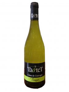 Vin blanc Côtes de Gascogne Tastet - Triinquet - 75 cl