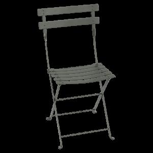 Chaise pliante métal Bistro - Fermob - Romarin