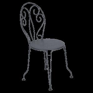 Chaise Montmartre - Fermob - Carbone