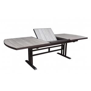 Table - Twig - HPL - Ardoise -194/264 x 110 cm