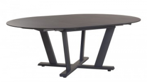 Table ronde - Hegoa - 146/206 x 146 x 77 cm