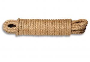 Corde sisal torsadée - Ø 8 mm - Longueur 10 m