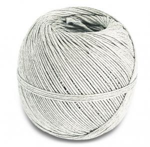 Ficelle lin - Titrage 35-2 - 100 G - Blanc