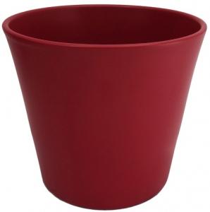 Cache pot Fresh - Horticash - rouge - Ø 16 cm