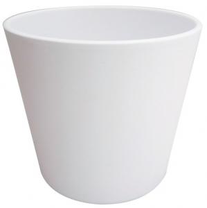 Cache pot Fresh - Horticash - blanc - Ø 14 cm